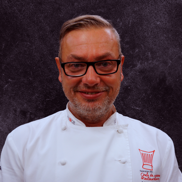 Chef Dominique Radmacher