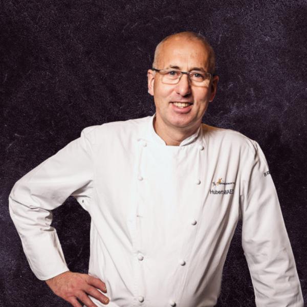Chef Hubert Maetz